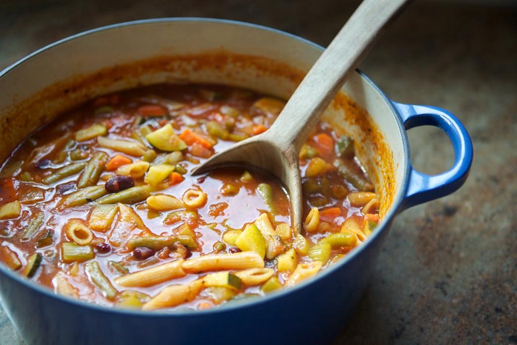 Minestrone Soup Cucina Fresca