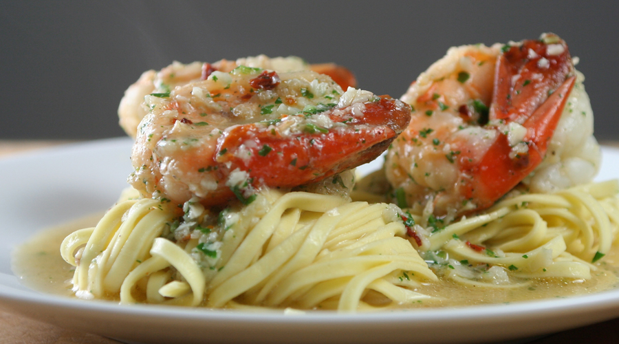 Shrimp Scampi | Cucina Fresca